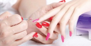 Zeer mooie gel lak voor mijn nagels