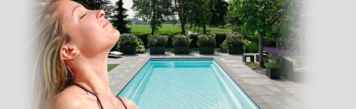 Koop een opzetzwembad voor de warme zomerdagen