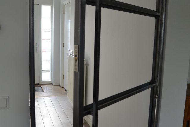 Een stalen deur op maat?