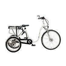 Elektrische dames fietsen